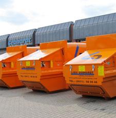 Lissi Gebhardt Entsorgungsfachbetrieb Industrieservice Umweltschutz Nürnberg Entsorgungskonzepte Containerservice